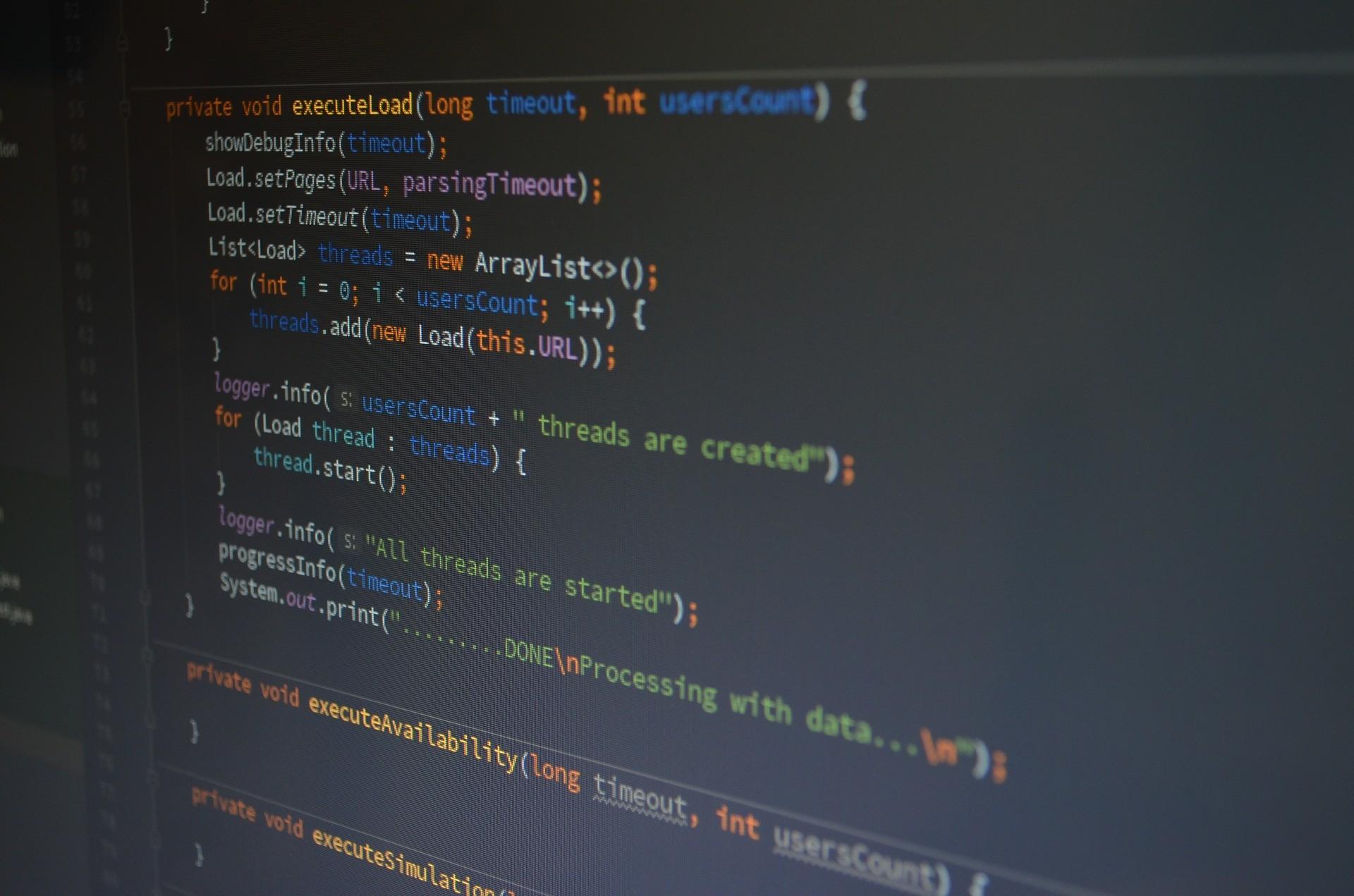 Corso per sviluppatore Java – livello 1