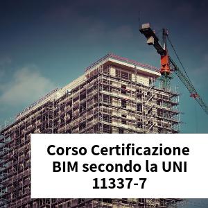 Corso Certificazione BIM secondo la UNI 11337-7 (1)