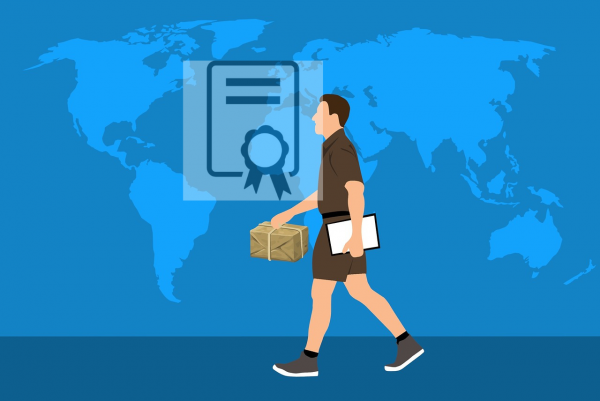 esame di valutazione import export