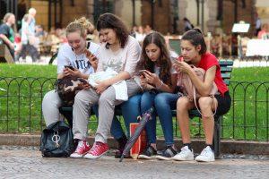 generazione internet: sito web