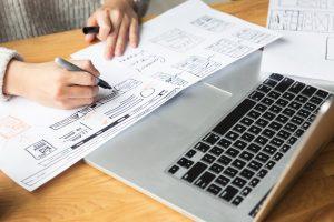 web designer: progetto
