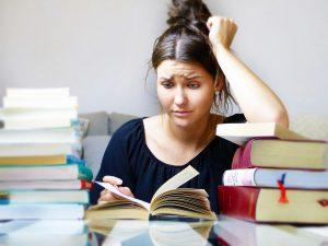 metodo di studio studente