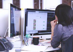 web designer: lavoro