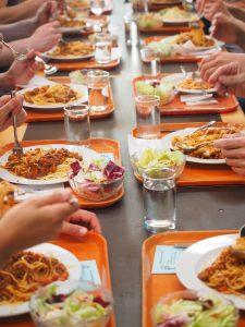 cibo: mensa scolastica