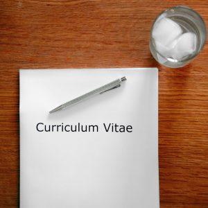 lavoro: curriculum
