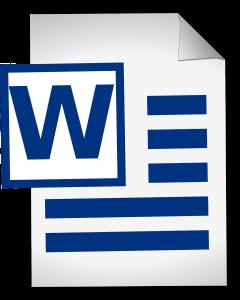 computer: word