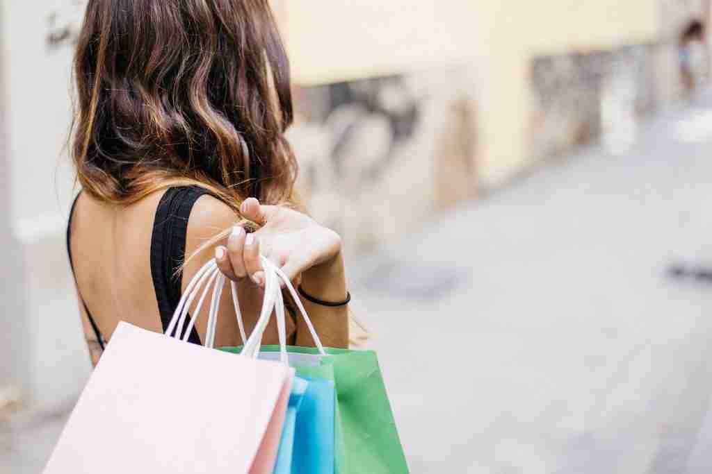moda: shopping